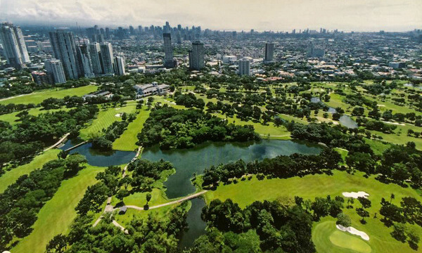 Greenspace park located in Mandaluyong