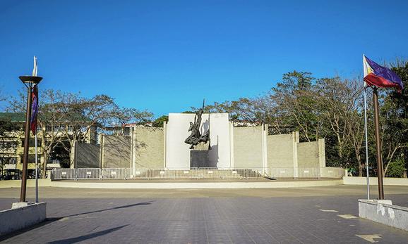 Pinaglabanan Memorial Shrine in San Juan, Metro Manila